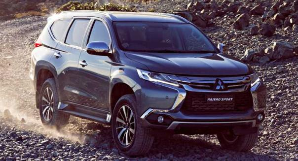 36 A 2020 Mitsubishi Pajero Ratings