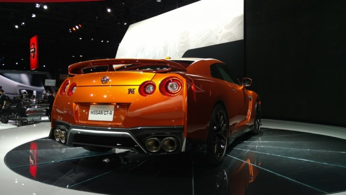 36 A 2020 Nissan GT R Release