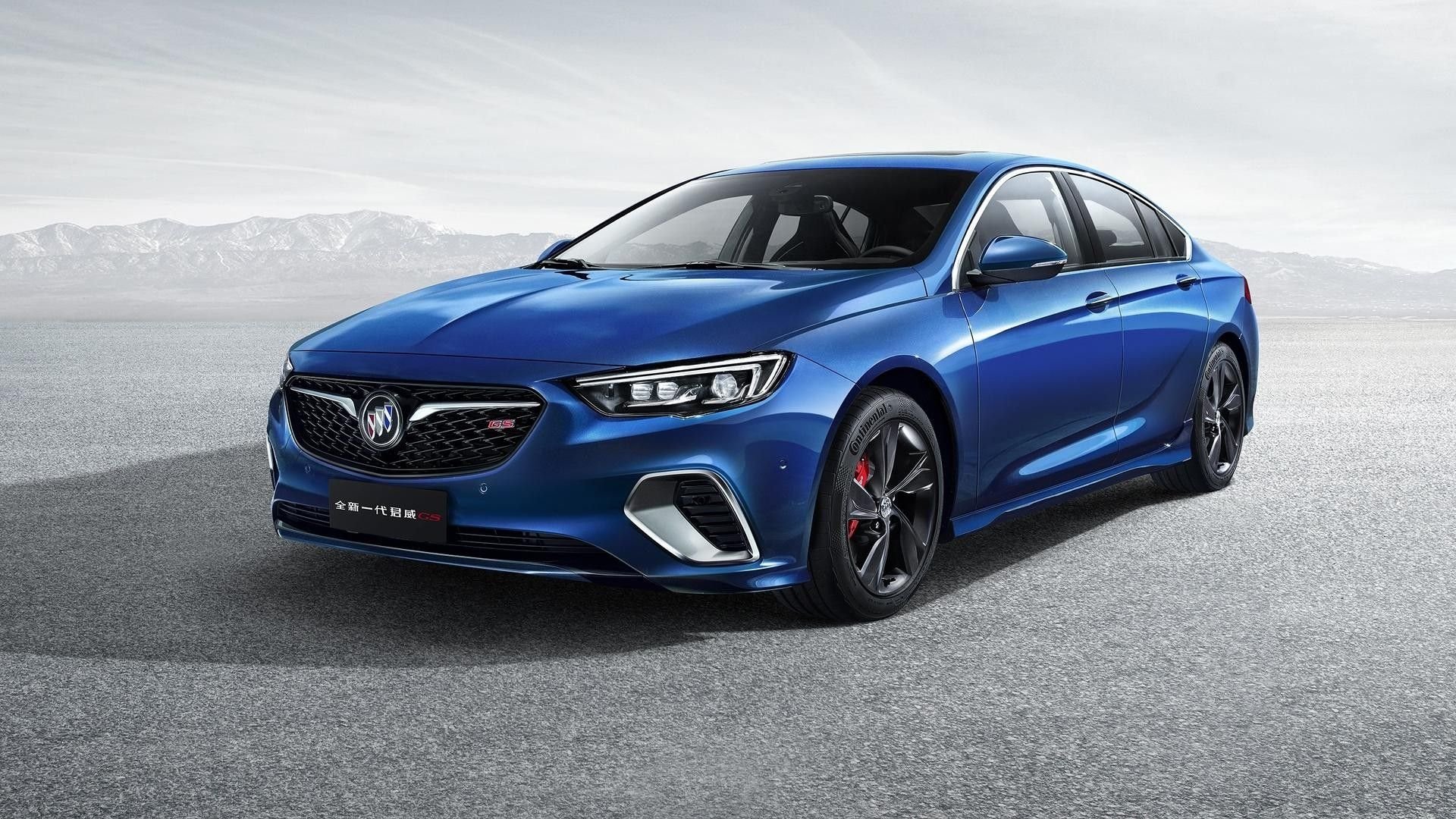 36 All New 2019 Buick Regal Gs Coupe Redesign and Concept