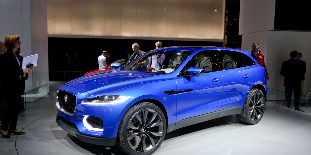 36 All New 2019 Jaguar C X17 Crossover Review