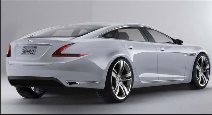 36 All New 2019 Jaguar Xj Coupe Exterior