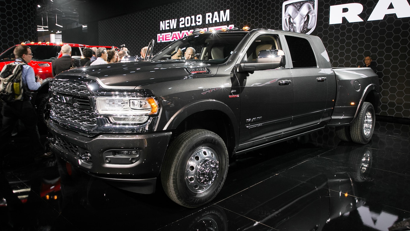 36 All New 2019 Ram 3500 Diesel Pictures