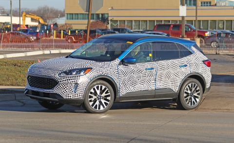 36 All New 2020 Ford Edge New Model and Performance
