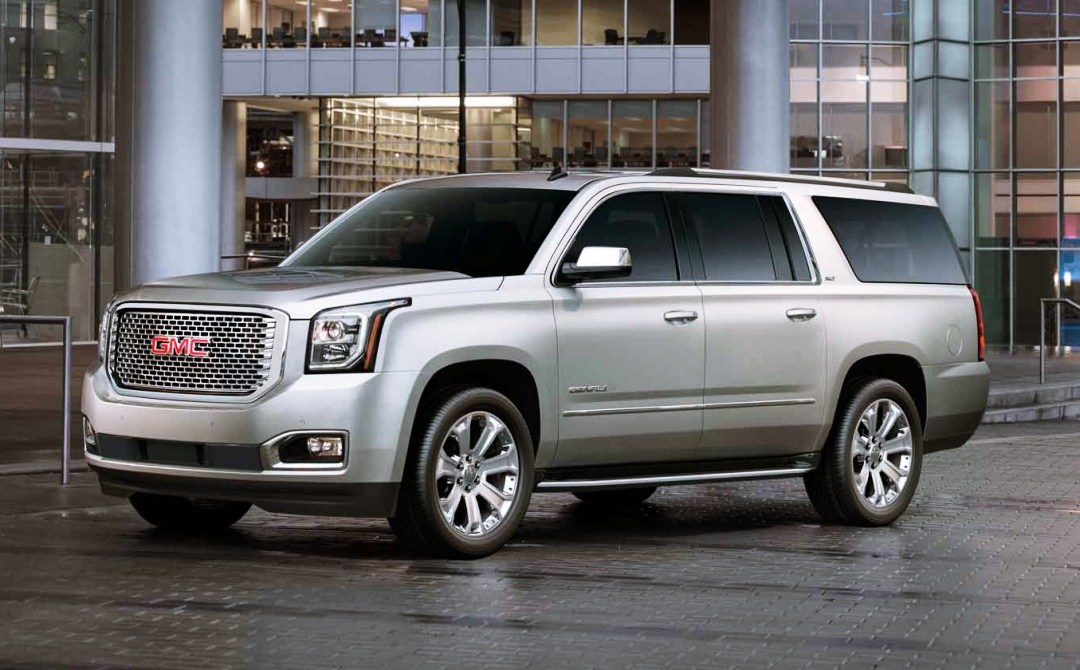 36 All New 2020 GMC Yukon XL New Concept