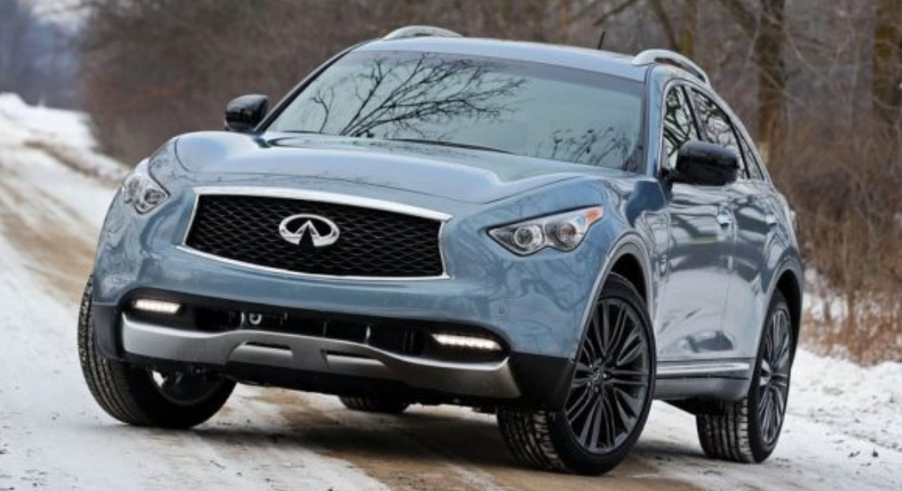 36 All New 2020 Infiniti QX70 Review