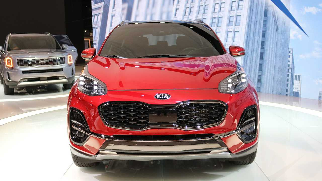 36 All New 2020 Kia Sportage Redesign and Concept