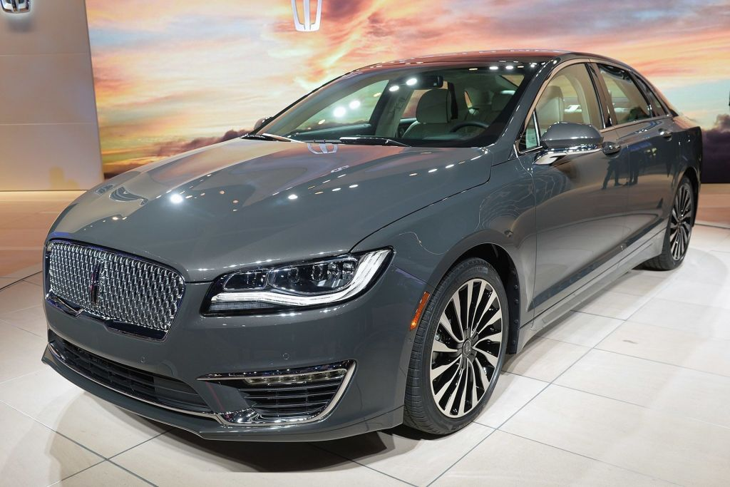 36 All New 2020 Lincoln MKZ Picture
