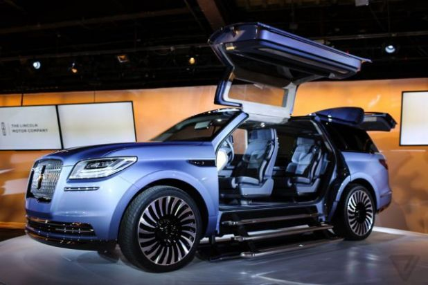 36 All New 2020 Lincoln Navigator Redesign and Concept