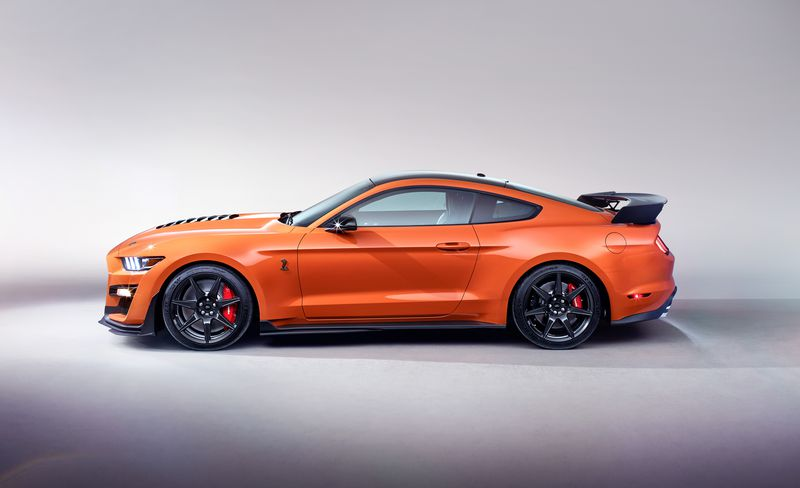 36 All New 2020 Mustang Rocket Style