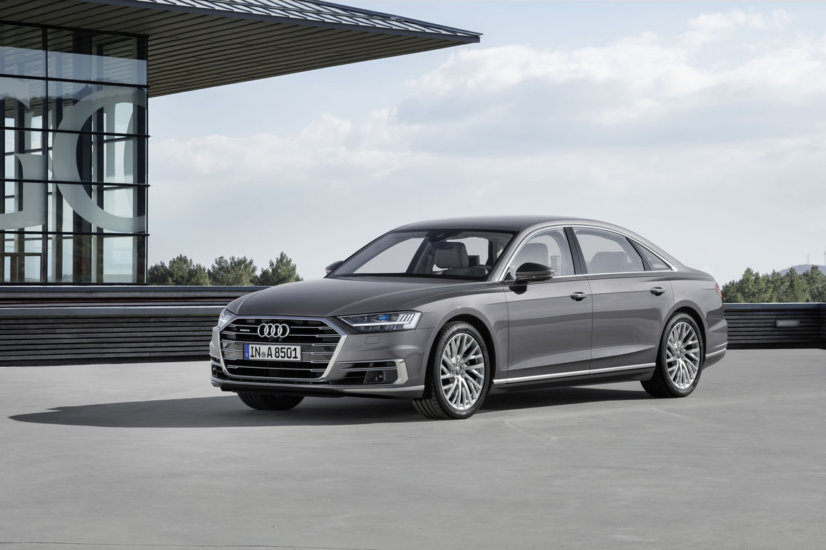 36 All New Audi A8 Redesign