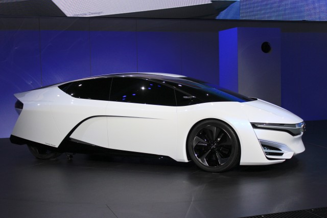 36 Best 2019 Honda Fcev Concept and Review