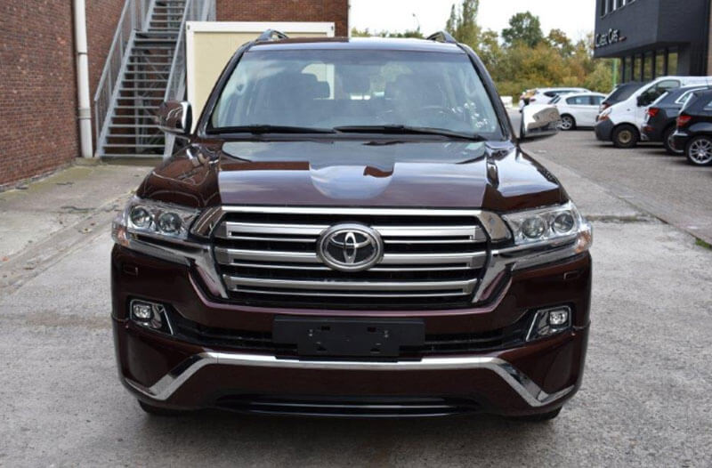 36 Best 2020 Toyota Land Cruiser Model