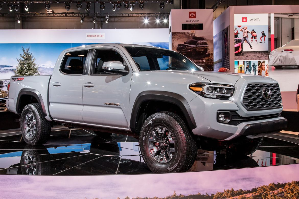 36 Best 2020 Toyota Tacoma New Review