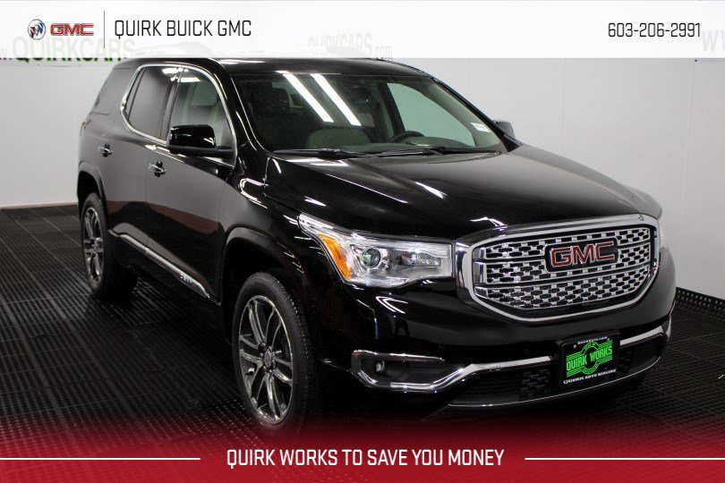 36 New 2019 Gmc Acadia Denali Spy Shoot
