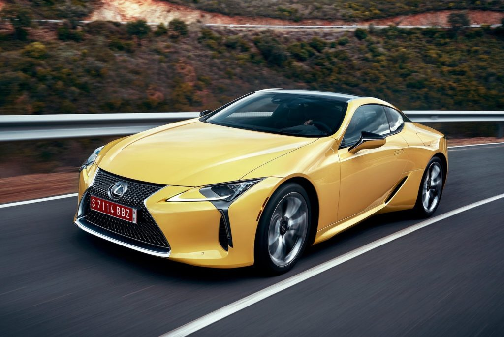 36 New 2019 Lexus Lf Lc Ratings