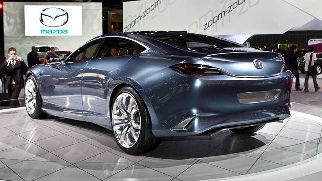 36 New 2019 Mazda 6 Coupe Redesign and Review