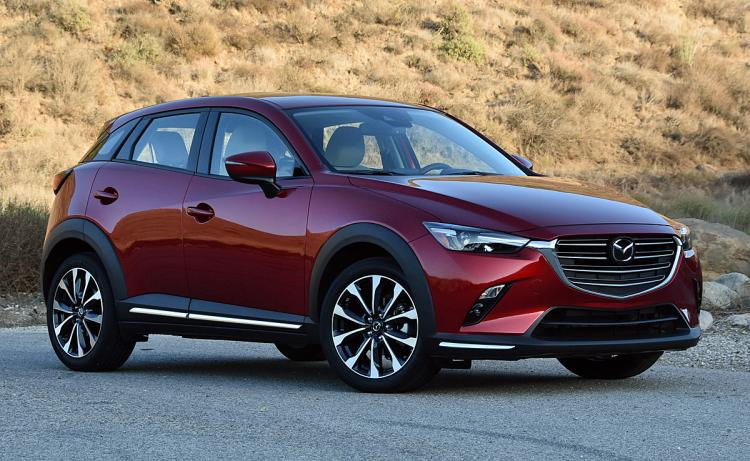 36 New 2019 Mazda Cx 3 Images