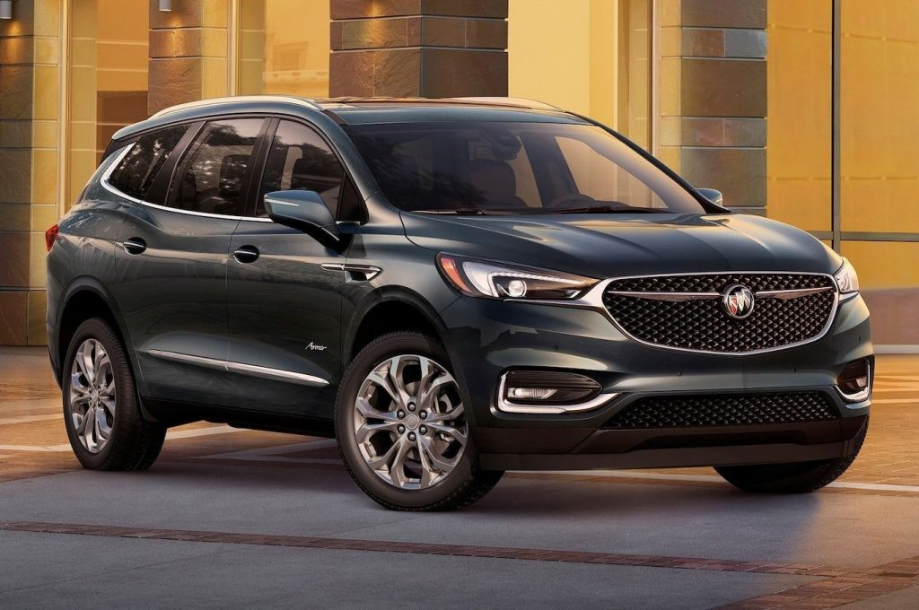 36 New 2020 Buick Enclave Spy Photos New Model and Performance