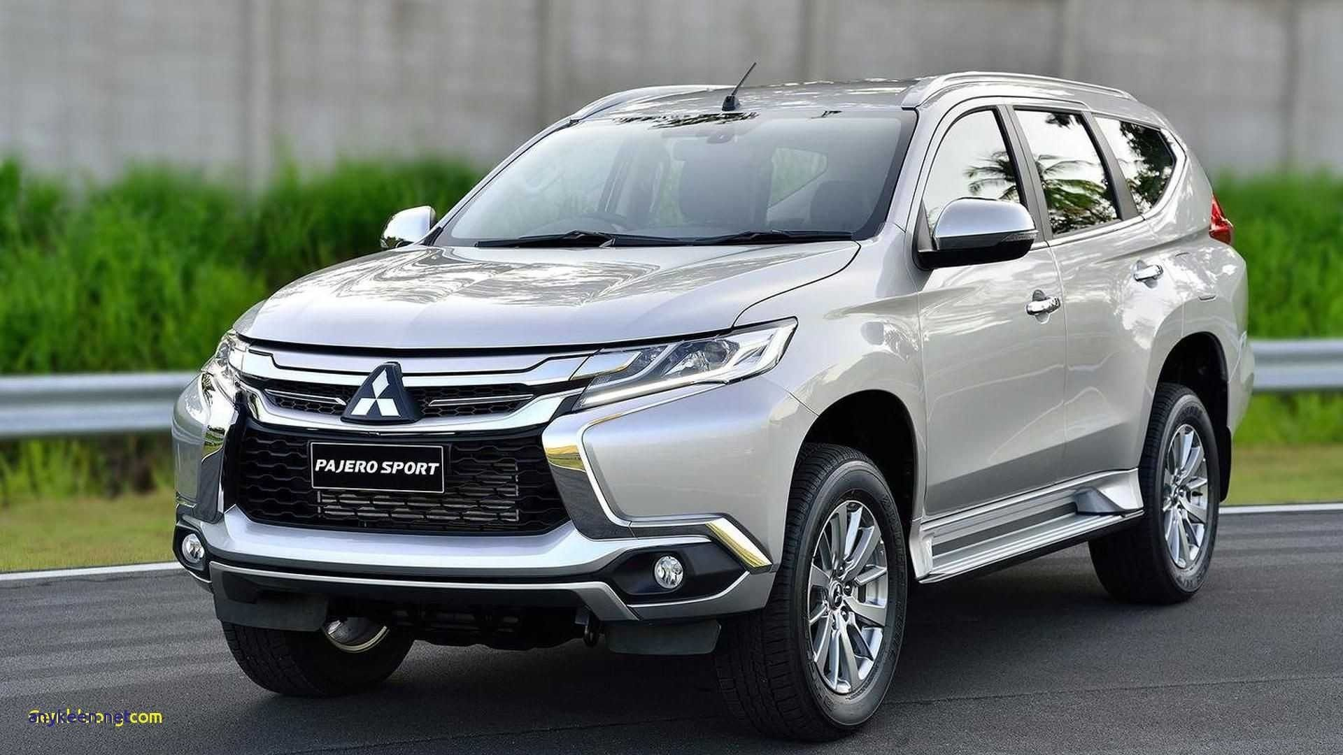 36 New 2020 Mitsubishi Montero Sport Philippines New Review