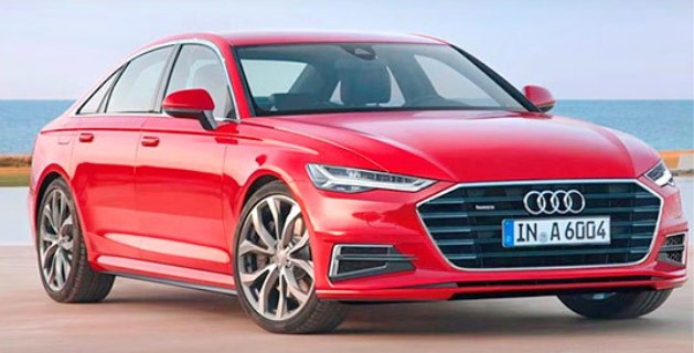 36 New 2020 The Audi A6 Exterior