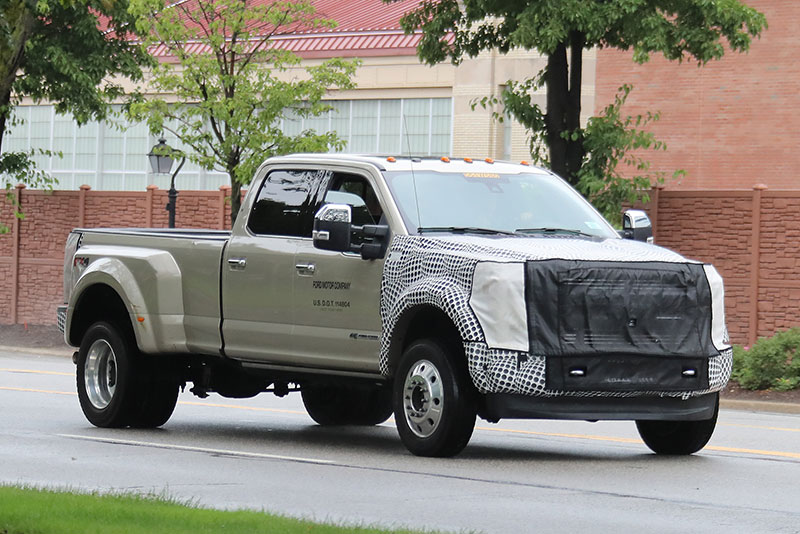 36 New Spy Shots Ford F350 Diesel Release Date