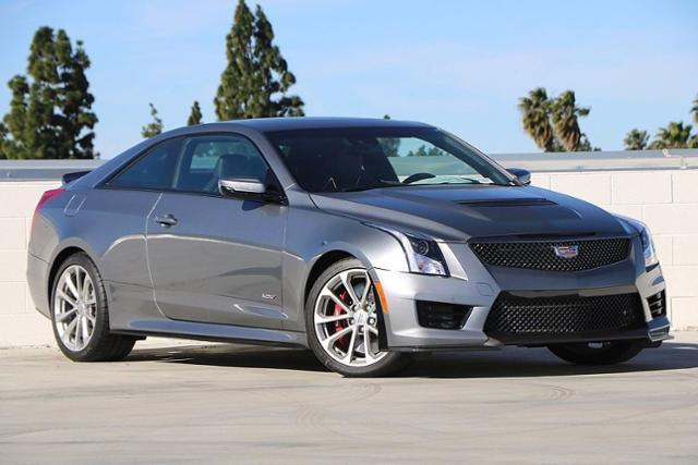 36 The 2019 Cadillac Ats V Coupe Images