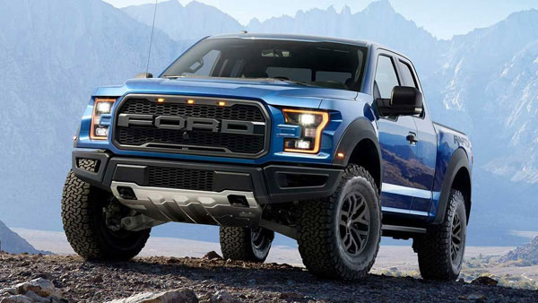36 The 2019 Ford F150 Svt Raptor Exterior and Interior
