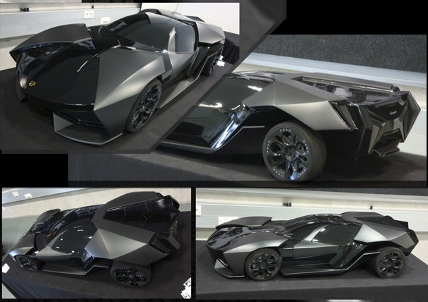 36 The 2019 Lamborghini Ankonian Model