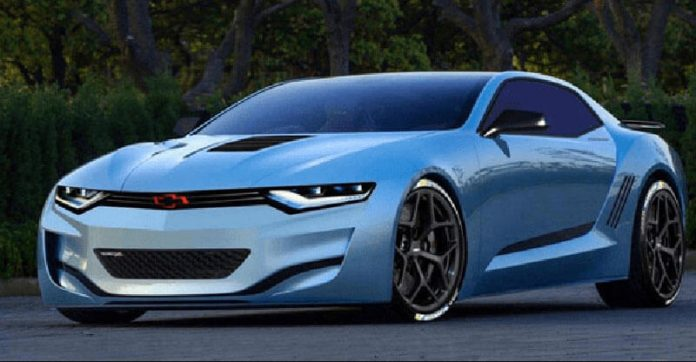 36 The 2020 Chevy Chevelle Spesification