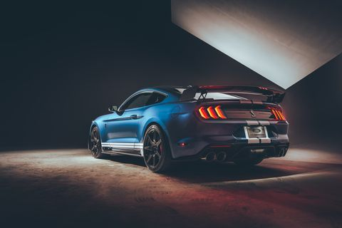 36 The 2020 Ford Mustang Shelby Gt 350 Configurations