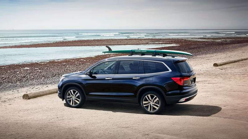 36 The 2020 Honda Pilot Pictures