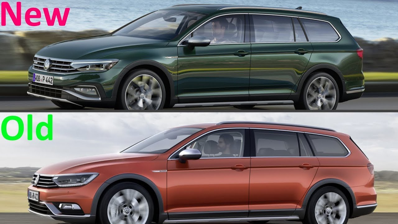 36 The 2020 Vw Passat Alltrack Photos