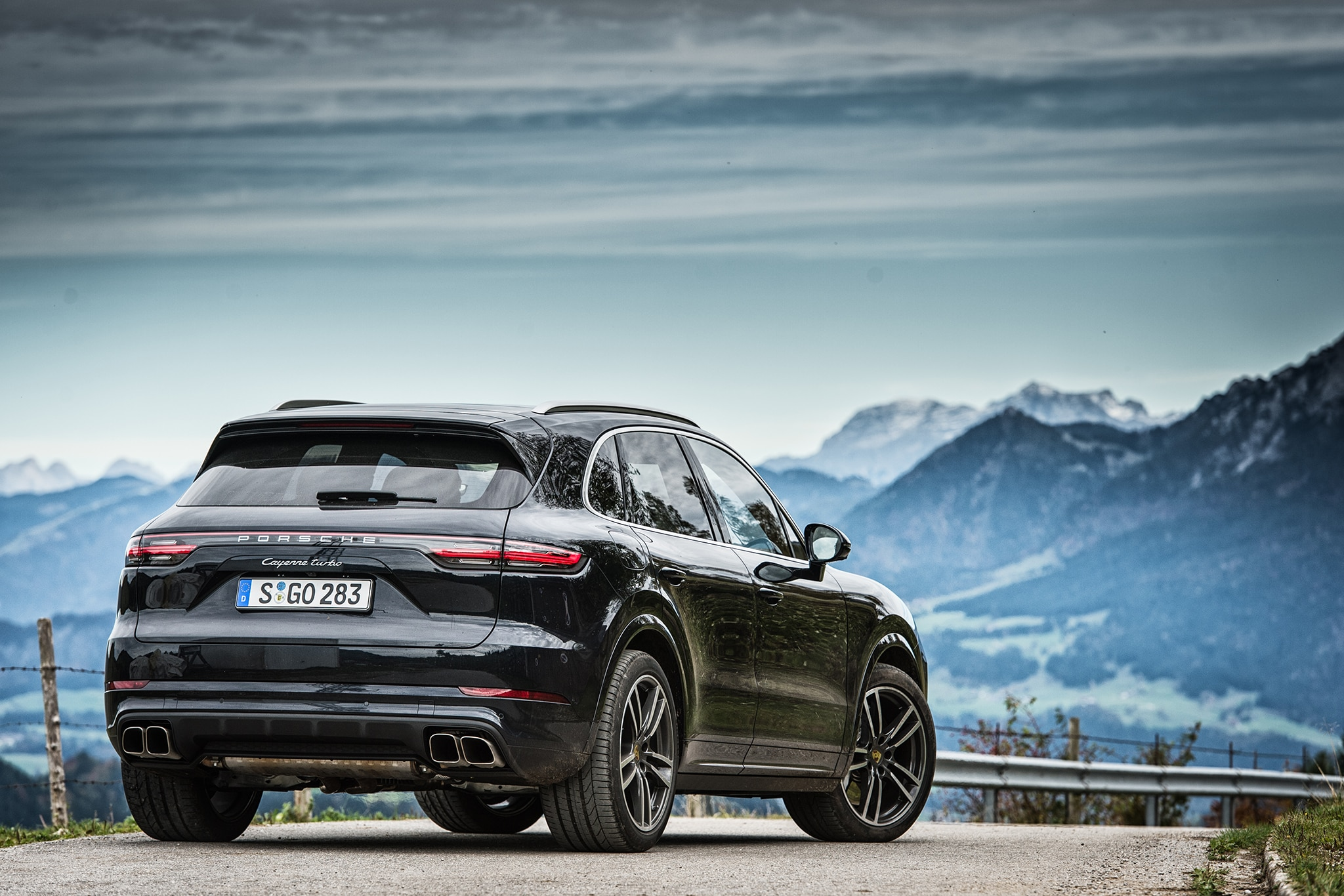 36 The Best 2019 Porsche Cayenne Turbo S Price and Review