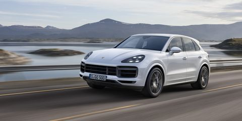 36 The Best 2019 Porsche Macan Turbo Style