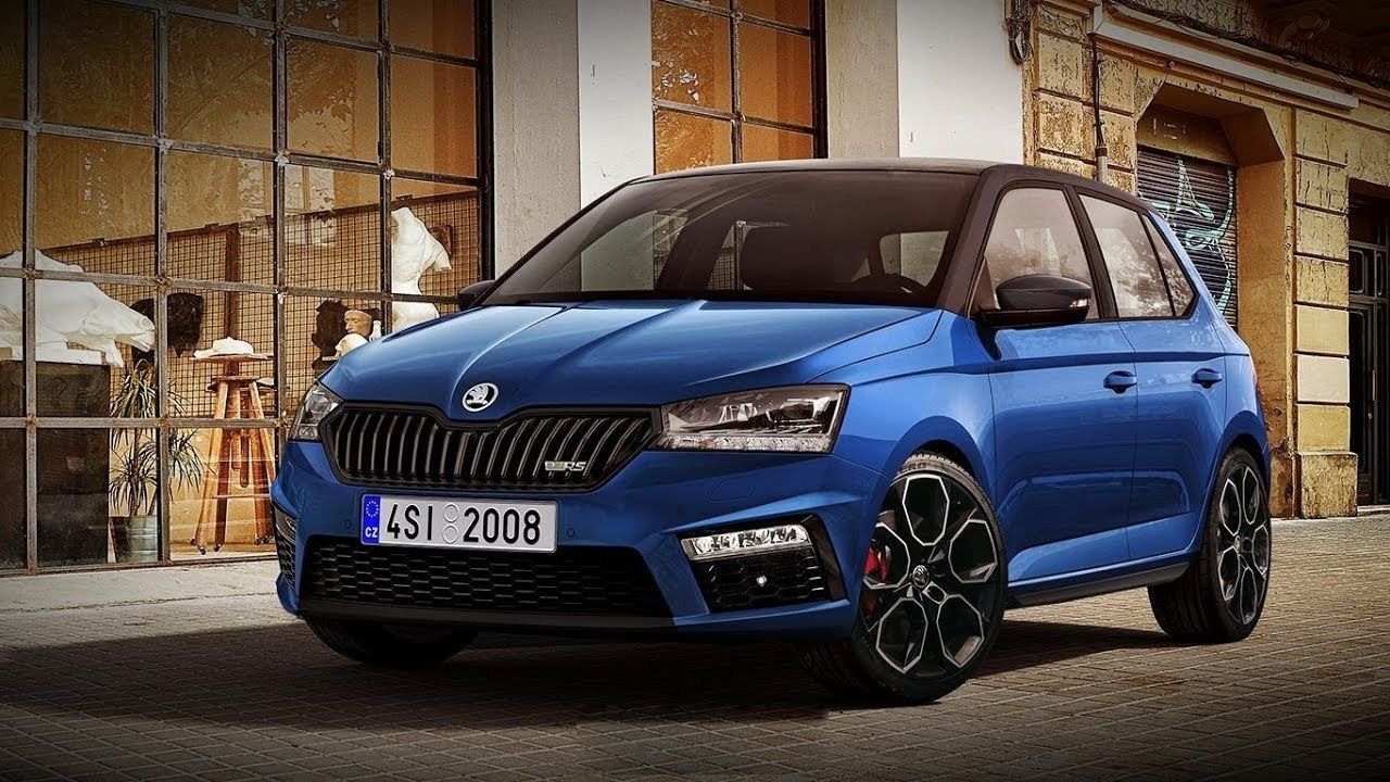 36 The Best 2019 Skoda Roomster Performance