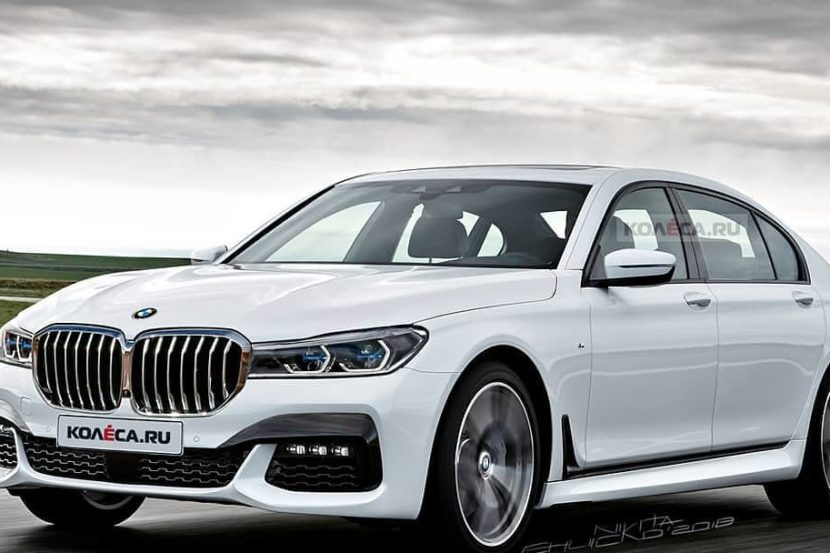 36 The Best 2020 BMW 7 Series New Concept