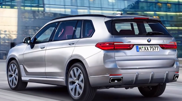 36 The Best 2020 BMW X7 Suv Specs