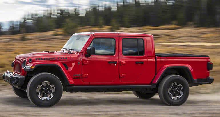 36 The Best 2020 Jeep Gladiator Photos