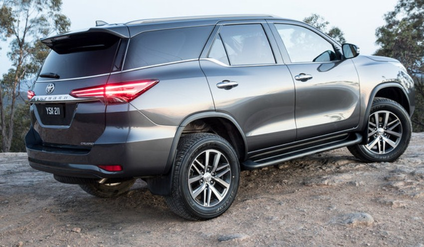 36 The Best 2020 Toyota Fortuner New Review