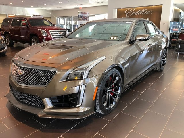 37 A 2019 Cadillac Cts V Research New