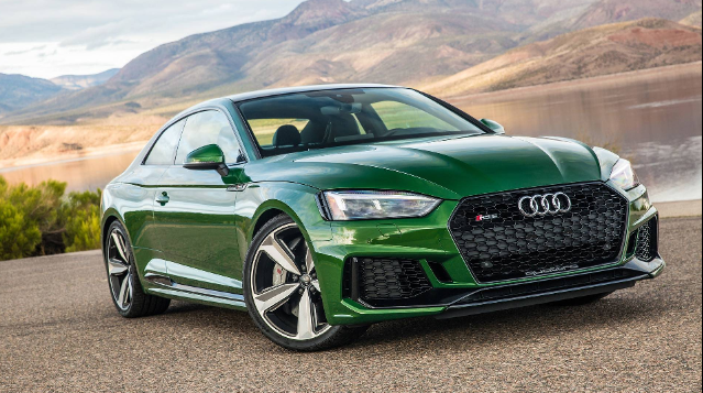 37 A 2020 Audi Rs5 Cabriolet Wallpaper