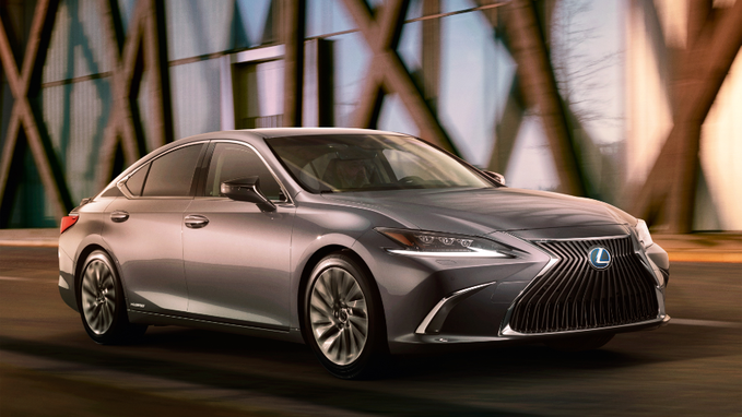 37 A 2020 Lexus ES 350 Reviews