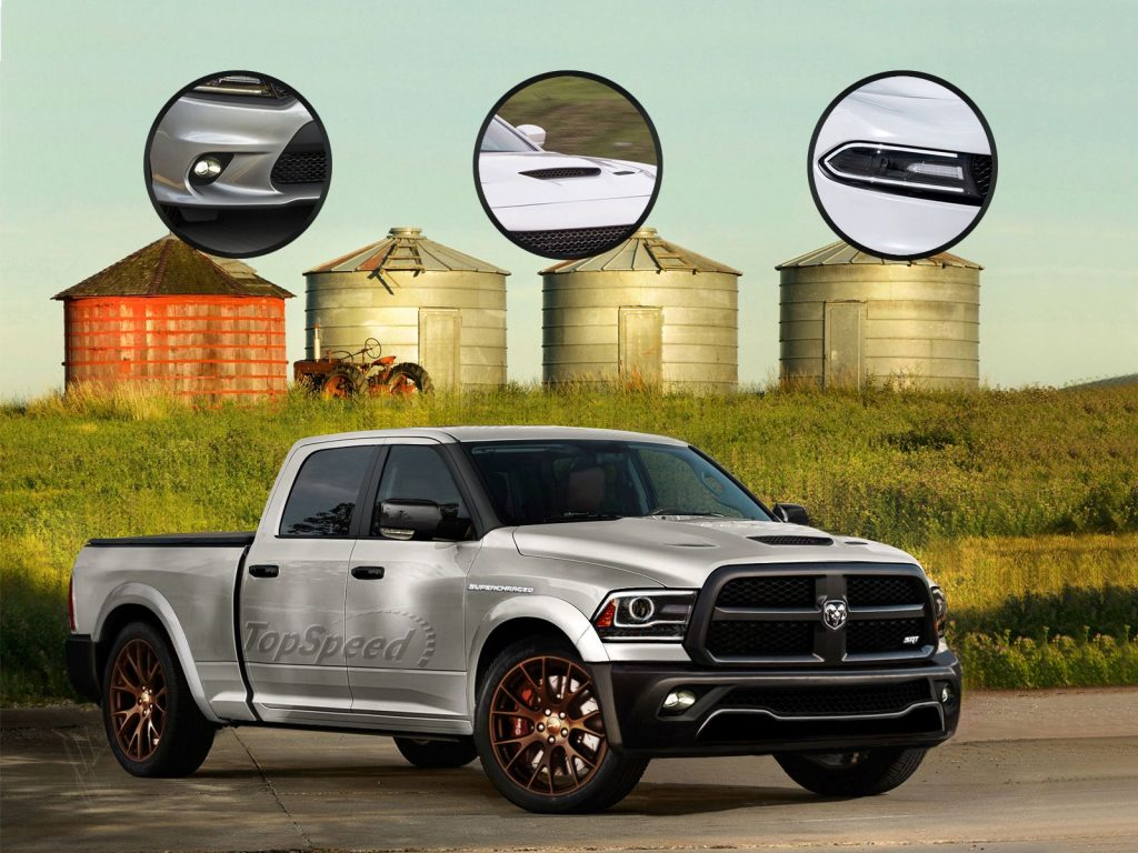 37 A 2020 Ram 1500 Hellcat Diesel Release Date and Concept