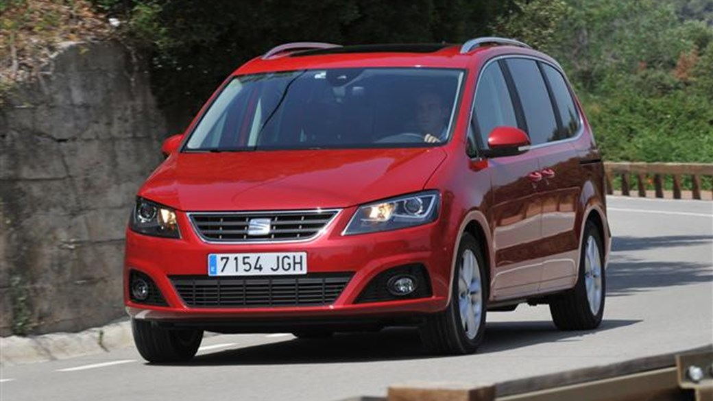 37 A 2020 Seat Alhambra Price Design and Review