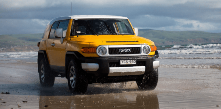 37 A 2020 Toyota FJ Cruiser First Drive