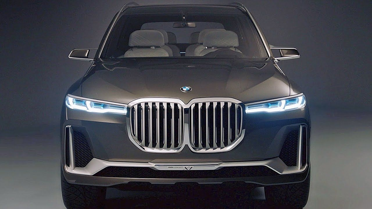 37 All New 2019 BMW X7 Suv Series History