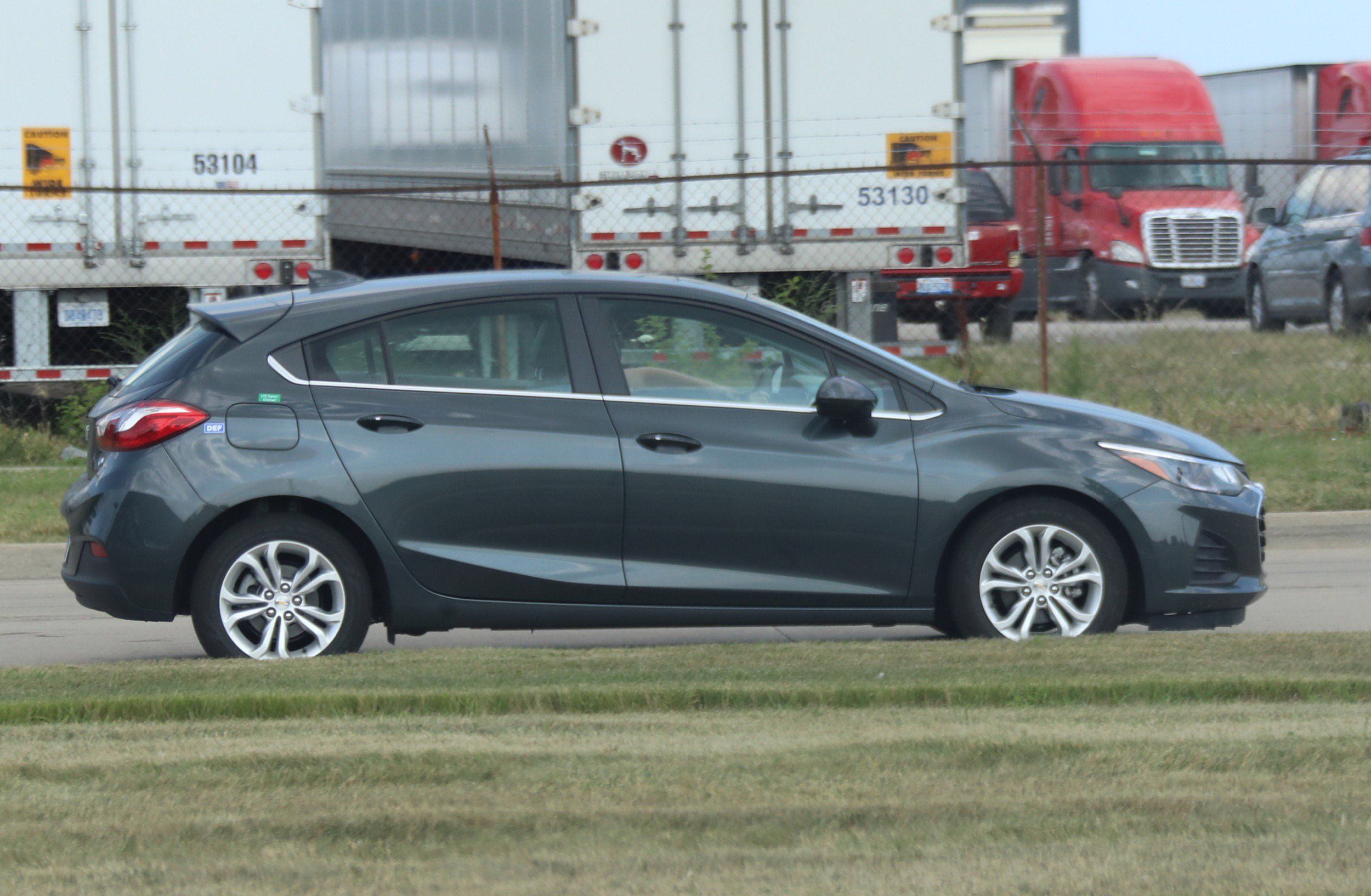 37 All New 2019 Chevrolet Cruze First Drive