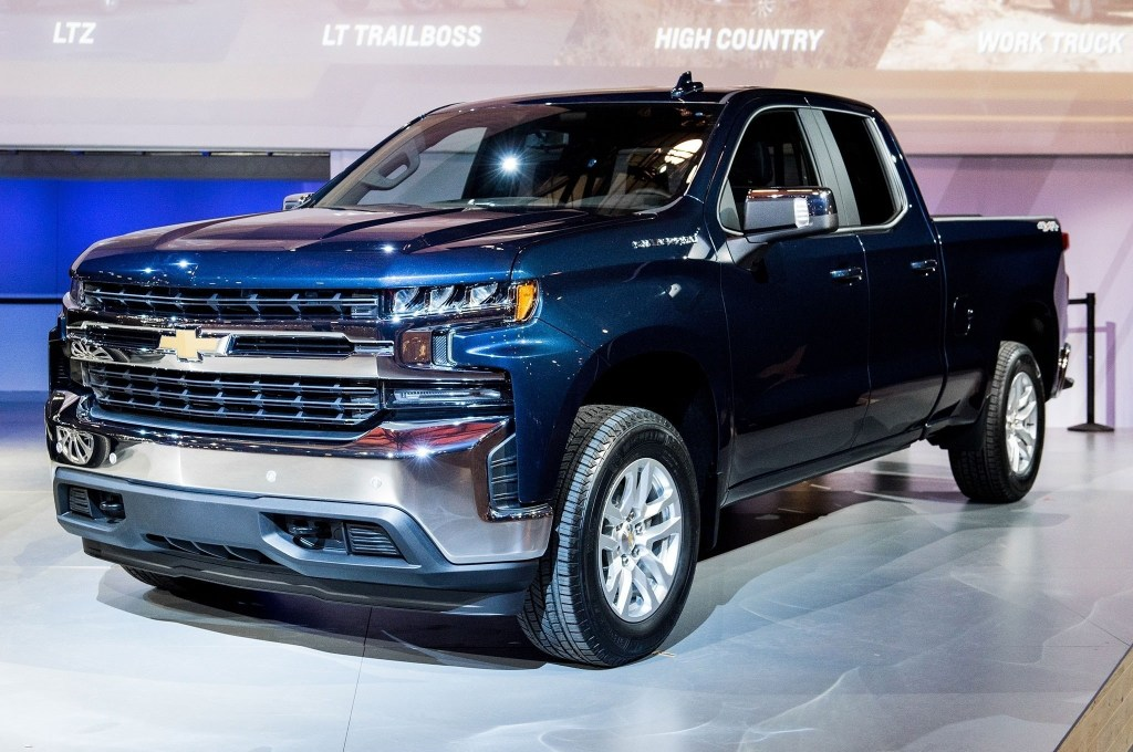 37 All New 2019 Chevy Cheyenne Ss Review
