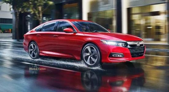 37 All New 2020 Honda Accord Coupe Review and Release date