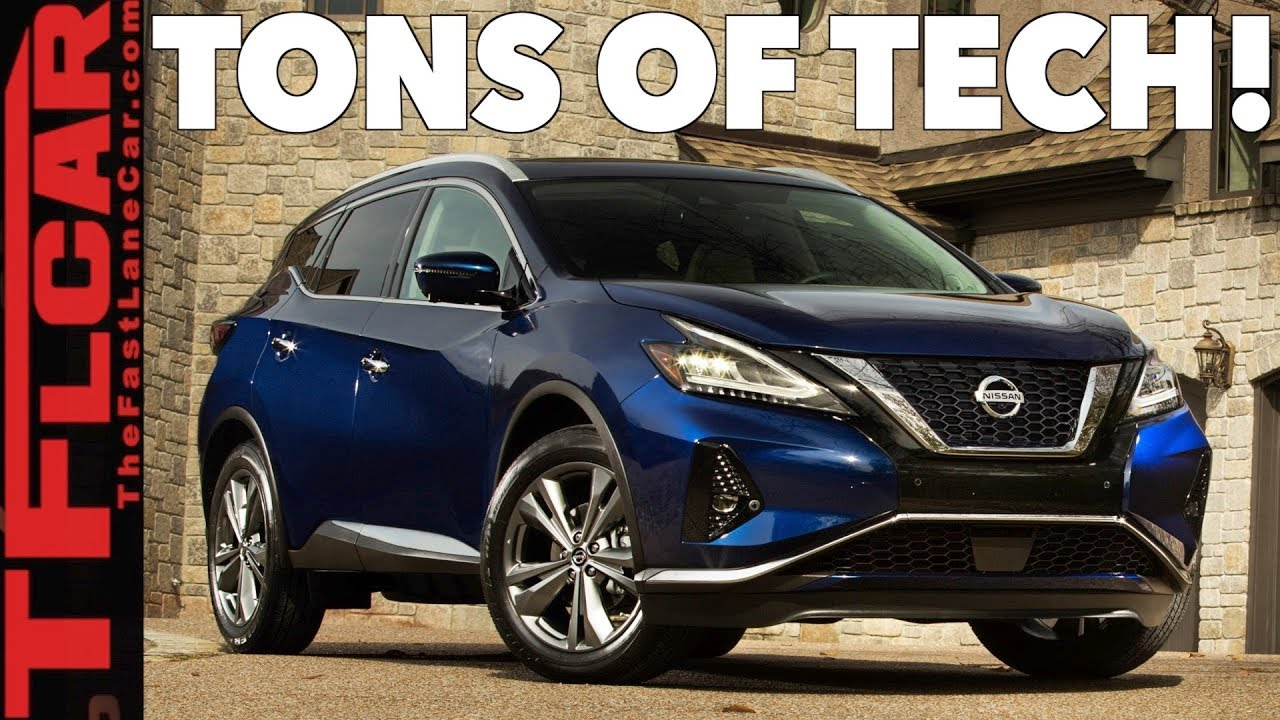 37 All New 2020 Nissan Murano Speed Test